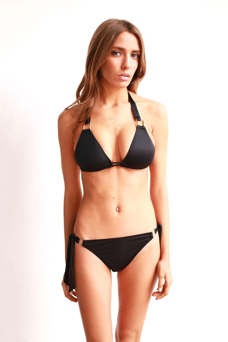 17291057f6d8 Bikini triángulo negro